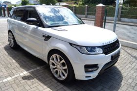 Land Rover Range Rover Sport, SUV, 3.0 diesel, 2014, 292 cp, leasing auto second hand