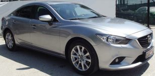Mazda 6, berlina, 2.2 diesel, 2013, 150 cp, euro 5, leasing auto second hand