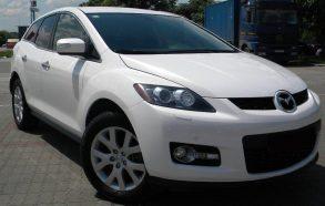 Mazda CX7, SUV, 2.2 benzina, 2009, 256 cp, euro 4, leasing auto second hand