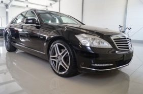 Mercedes-Benz S250, berlina, 2.2 diesel, 2011, 204 cp, euro 5, leasing auto second hand