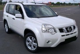 Nissan X-Trail 4×4, SUV, 2.0 diesel, 2011, 150 cp, euro 5, leasing auto second hand