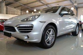 Porsche Cayenne, SUV, 3.0 diesel, 2012, 245 cp, euro 5, leasing auto second hand