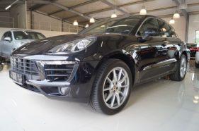 Porsche Macan, hatchback, 3.0 diesel, 2014, 258 cp, euro 5, leasing auto second hand