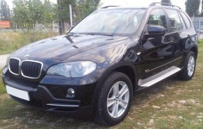 BMW X5, SUV, 3.0 diesel, 2008, 235 cp, euro 4, leasing auto second hand
