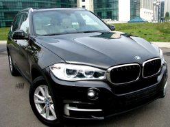 BMW X5 SAV, 3.0 diesel, 2014, 258 cp, euro 5 leasing auto rulate
