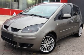 MITSUBISHI Colt hatchback, 1.5 diesel, 2008, 95 cp, euro 4 leasing auto rulate