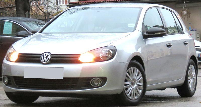 vw golf 6 1 6 diesel 2012 105 cp euro 5 leasing auto. Black Bedroom Furniture Sets. Home Design Ideas
