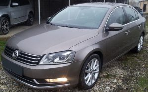 VW Passat berlina, 2.0 diesel, 2012, 140 cp, euro 5 leasing auto rulate