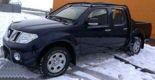 Nissan Navara , pick-up, 2.5 diesel, 2011, 190 cp, euro 5