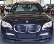 BMW 740 xDrive M Paket, berlina, 3.0 diesel, 2012, 306 cp, euro 5