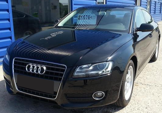 audi a5 hatchback 2 0 diesel 2011 136 cp euro 5. Black Bedroom Furniture Sets. Home Design Ideas