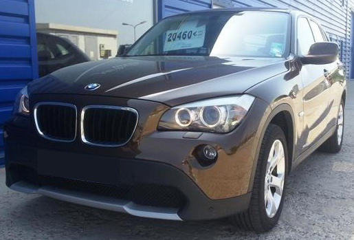 bmw x1 xdrive suv 2 0 diesel 2010 177cp euro 5 bmw. Black Bedroom Furniture Sets. Home Design Ideas