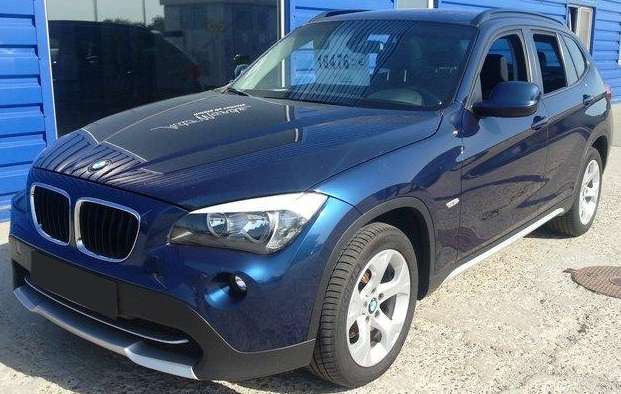 bmw x3 xdrive suv 2 0 diesel 2010 143cp euro 5 bmw. Black Bedroom Furniture Sets. Home Design Ideas