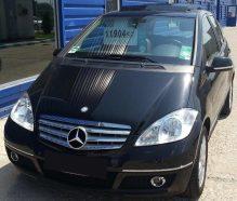 Mercedes-Benz A180, hatchback, 1.7 benzina, 2010, 116 cp, euro 5
