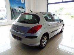 Peugeot 308, hatchback, 1.6 diesel, 2009, 110 cp, euro 4