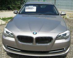 BMW 520, berlina, 2.0 diesel, 2011, 184 cp, euro 5