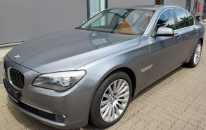 BMW 730 HeadUp , berlina, 3.0 diesel, 2010, 245 cp, euro 5