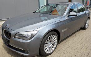 BMW 730 HeadUp , berlina, 3.0 diesel, 2010, 245 cp, euro 5