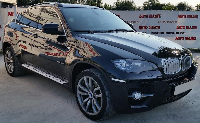 bmw x6 xdrive suv 3 0 diesel 2010 306 cp euro 5. Black Bedroom Furniture Sets. Home Design Ideas