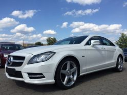 Mercedes-Benz CLS 350 AMG, coupe, 3.0 diesel, 2011, 265 cp, euro 5