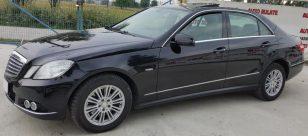 Mercedes-Benz E250, berlina, 2.2 diesel, 2011, 206 cp, euro 5