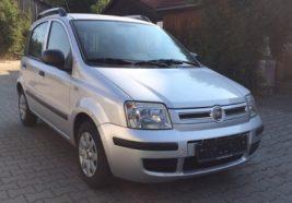 FIAT Panda, hatchback, 1.2 benzina, 2011, 70 cp, euro 5