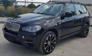 BMW X5 4.0d, SUV, 3.0 diesel, 306 cp, 2011, euro 5