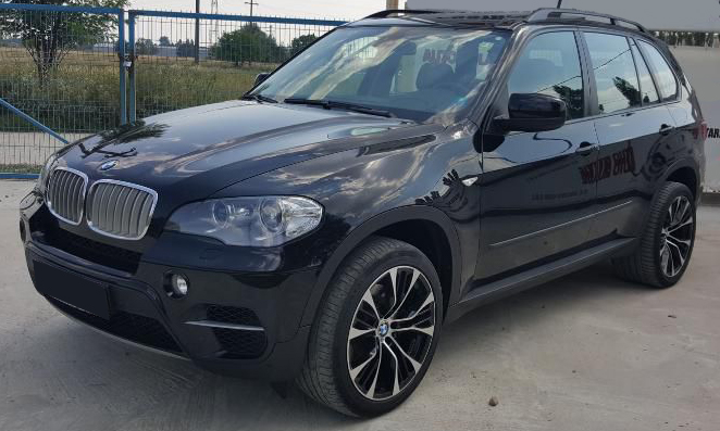 bmw x5 suv 3 0 diesel 306 cp 2011 euro 5 bmw. Black Bedroom Furniture Sets. Home Design Ideas