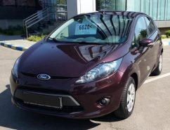 FORD Fiesta, hatchback, 1.2 benzina, 2011, 85 cp, euro 5