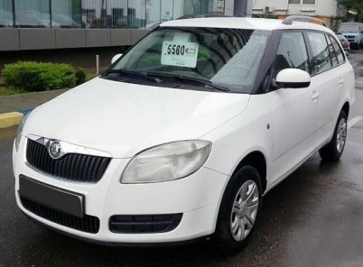 skoda fabia break 1 4 diesel 2009 69 cp euro 4. Black Bedroom Furniture Sets. Home Design Ideas