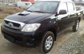 TOYOTA Hilux, pick-up, 2.5 diesel, 2010, 120 cp, euro 4