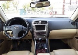 LEASING LEXUS IS 220 4×4 berlina, 2007, 2.2 diesel 175 cp