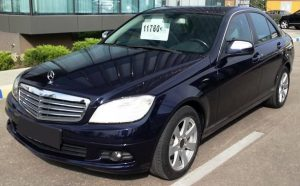 LEASING MERCEDES-BENZ C200 berlina, 2008, 2.2 diesel 136 cp