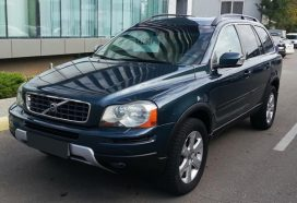 VOLVO XC90 4×4, 2.4 diesel, 2009, 190 cp, euro 4 leasing auto rulate
