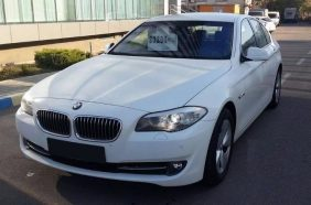 LEASING BMW 520 berlina, 2012, 2.0 TDI,185cp, 116197 km