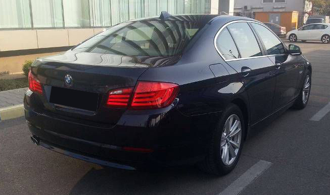 leasing bmw 520 berlina 2012 2 0 tdi 185cp 118933 km. Black Bedroom Furniture Sets. Home Design Ideas