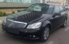 LEASING MERCEDES BENZ C200  2012, 2.2 d, 136cp, 99895 km