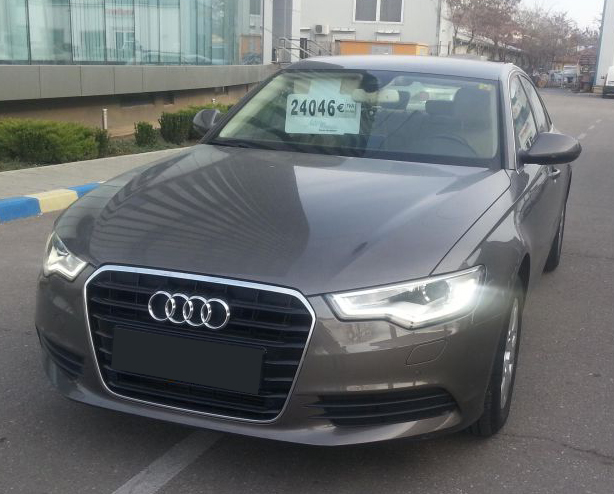 leasing audi a6 berlina 2012 2 0 tdi 177cp 123768 km. Black Bedroom Furniture Sets. Home Design Ideas