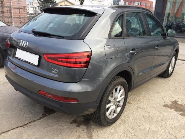 leasing audi q3 quattro 2014 2 0 d 140cp 12171 km. Black Bedroom Furniture Sets. Home Design Ideas