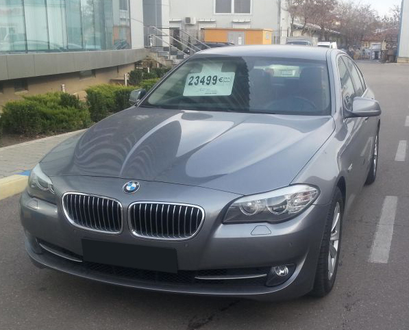 leasing bmw 520 berlina 2011 2 0 tdi 184cp 130180 km. Black Bedroom Furniture Sets. Home Design Ideas