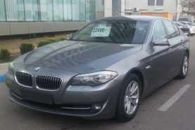 LEASING BMW 520 berlina, 2011, 2.0 TDI,184cp, 130180 km
