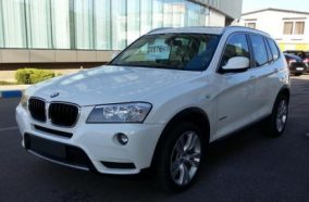 LEASING BMW X3 2011, 2.0 d, 184cp, 133552 km