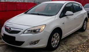 LEASING OPEL ASTRA J 2011, 1.4i, 100 cp, 122.000 km