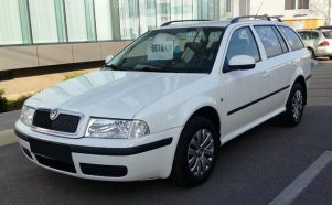 LEASING SKODA OCTAVIA break 2010, 1.9 d, 101cp, 185338 km