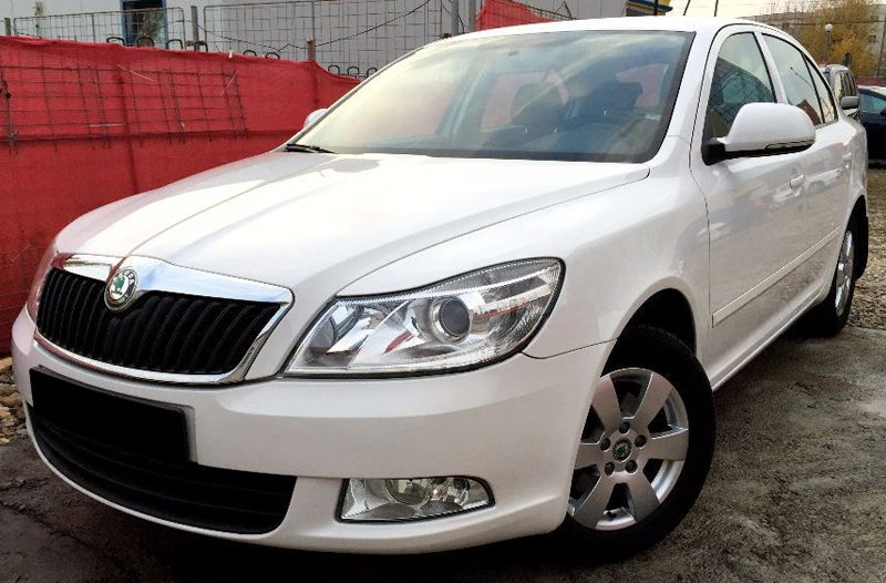leasing skoda octavia 2012 122 cp 88000 km skoda. Black Bedroom Furniture Sets. Home Design Ideas