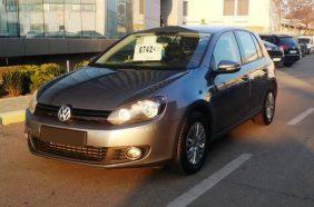 LEASING VW Golf VI hatchback, 2011, 1.6 TDI, 90cp, 136546 km