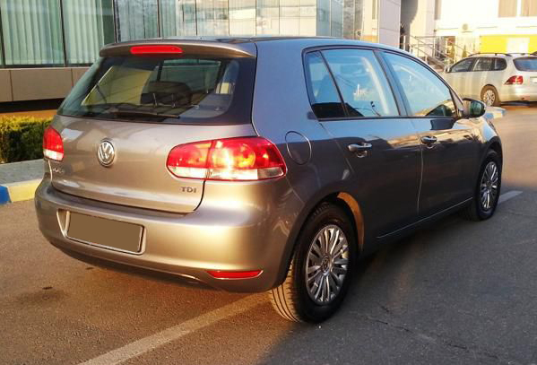 leasing vw golf vi hatchback 2011 1 6 tdi 90cp 136546 km leasing auto rulate bucuresti. Black Bedroom Furniture Sets. Home Design Ideas