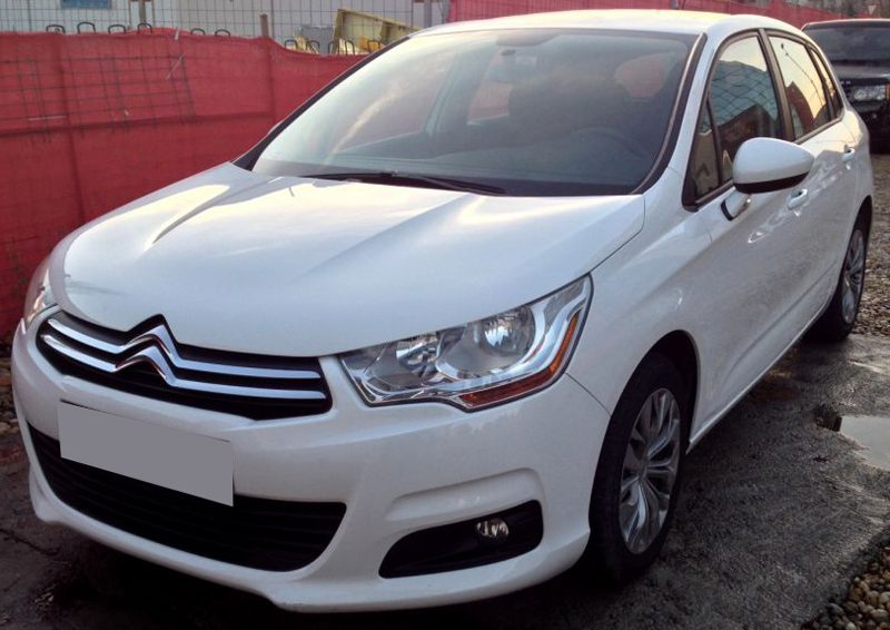 leasing citroen c4 2011 1 4 benzina 95 cp 62000 km citroen leasing auto rulate. Black Bedroom Furniture Sets. Home Design Ideas