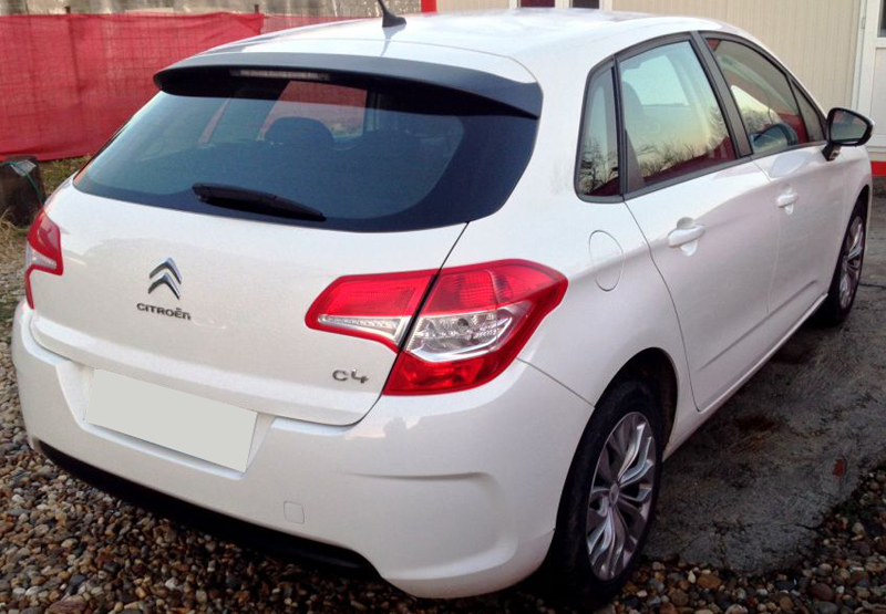 leasing citroen c4 2011 1 4 benzina 95 cp 62000 km. Black Bedroom Furniture Sets. Home Design Ideas
