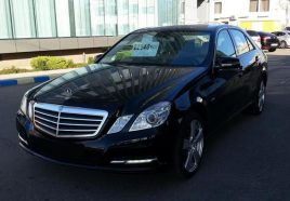 LEASING MERCEDES-BENZ E250, 2011, 2.2D, 204 cp, 128000 km